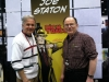 8- Richard Pietrzyk and Joe Staton at C2E2
