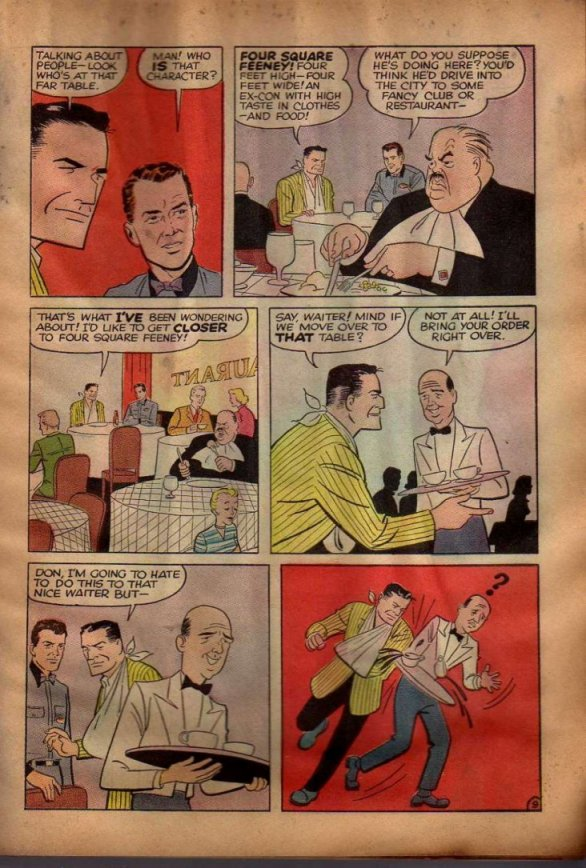 Dick Tracy and the Case of the Purloined Sirloin (Page 6)