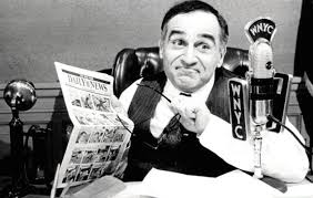 Mayor LaGuardia Reading Tracy