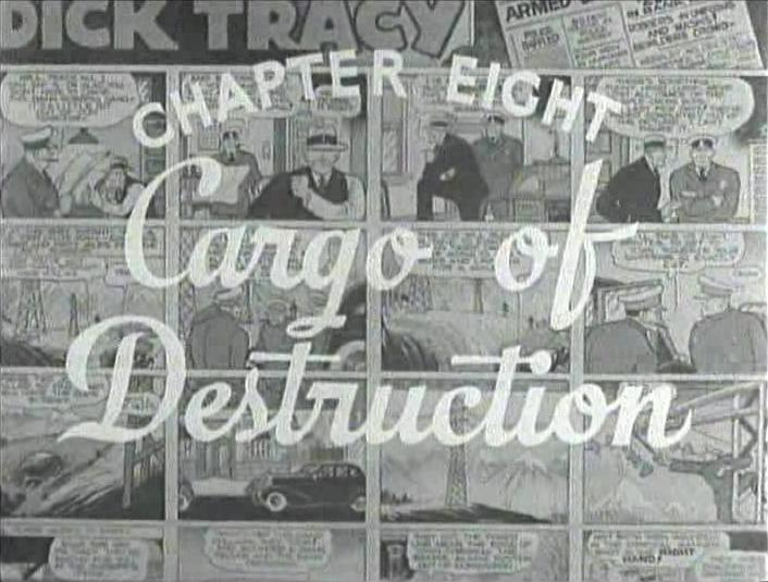 Cargo of Destruction
