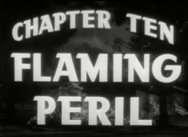Flaming Peril