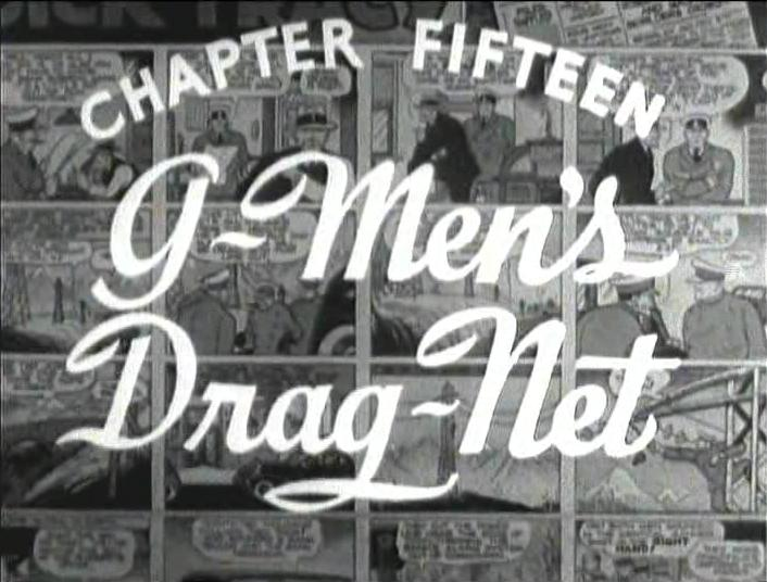 G-Men's Dragnet