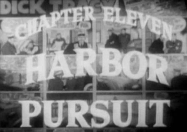 Harbor Pursuit