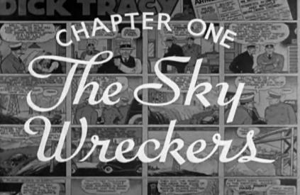 The Sky Wreckers