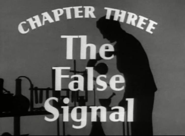 The False Signal
