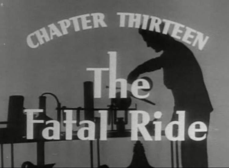 The Fatal Ride