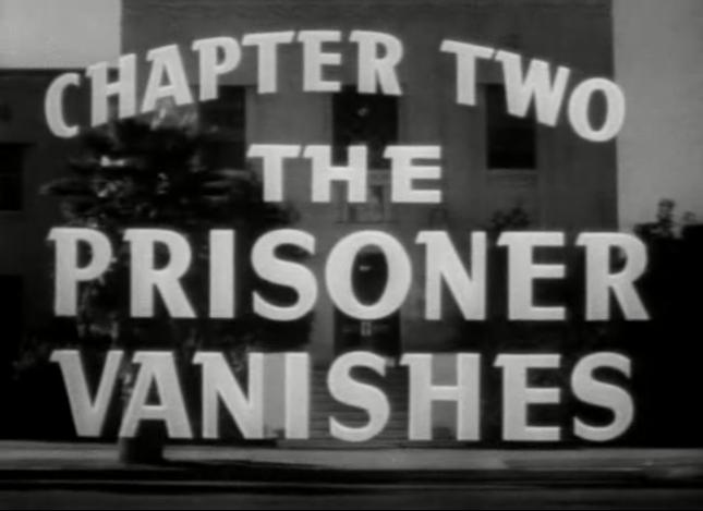 The Prisoner Vanishes