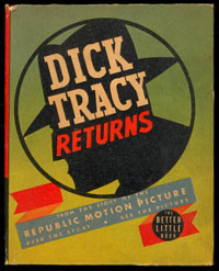 BetterLittleBook1939DickTracyReturns