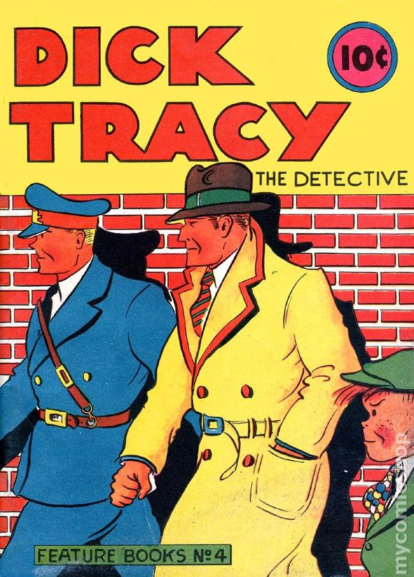 Dick Tracy Book 100