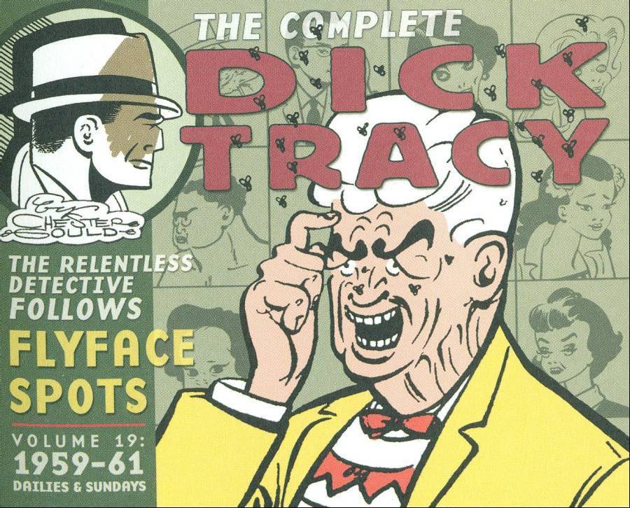 Dick Tracy Volume 19
